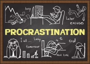 Strategies to overcome procrastination